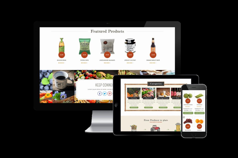 Lincs-Food-Main-Website-Mockup