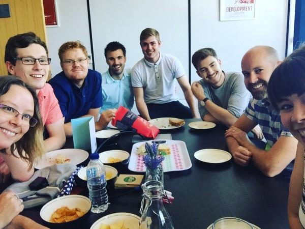 Adam-birthday-lunch-Spiral-Media